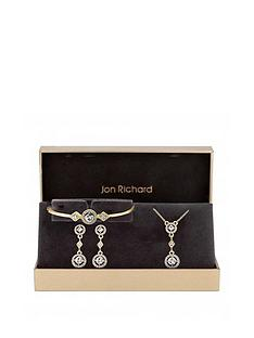 jon-richard-jon-richard-gold-clara-and-diamond-shape-necklace-and-earring