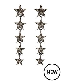 monsoon-layla-long-star-earrings-grey