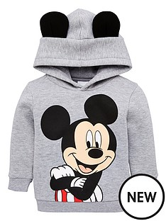 mickey-mouse-boys-ears-overhead-hoodie-grey-marl