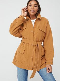 v-by-very-textured-belted-jacket-rust