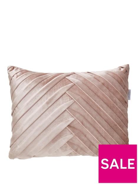 pleated-velvet-boudoir-cushion-in-pink