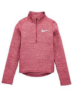 nike-older-girls-12-zip-running-top-pink