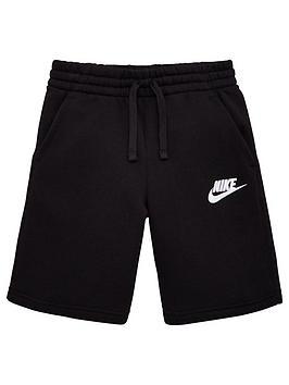 nike-sportswear-older-boys-club-shorts-black