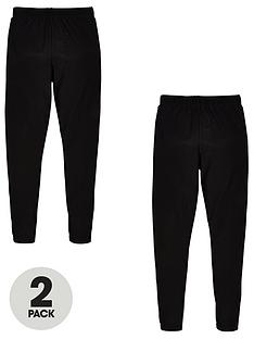 v-by-very-girls-2-pack-high-shine-dance-leggings-black