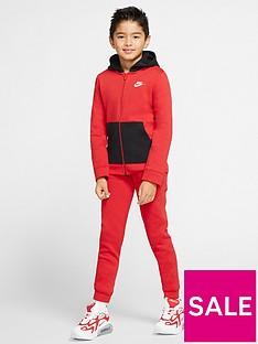 nike-sportswear-older-boys-core-tracksuit-blackred