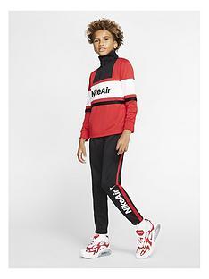 nike-sportswear-air-older-boys-tracksuit-redblack