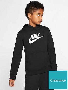 nike-sportswear-older-boys-amplifynbsphoodie-blackgrey