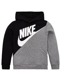 nike-sportswear-older-boys-amplify-overhead-hoodie-blackgrey