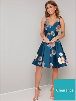 chi-chi-london-petite-bonnie-dress-teal