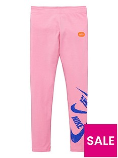nike-sportswear-older-girls-marker-leggings-pink