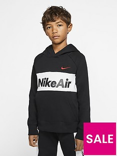 nike-sportswear-jdinbspolder-girls-overhead-hoodie-black