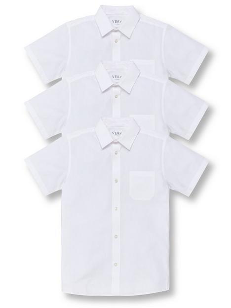 v-by-very-boys-3-pack-short-sleeve-slim-fit-school-shirts-white