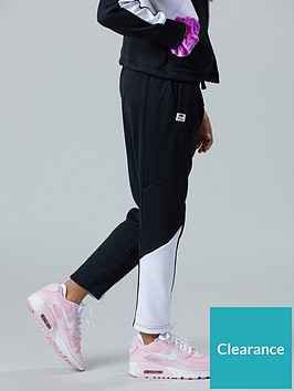 nike-sportswear-older-girls-heritage-track-pants-blackwhite