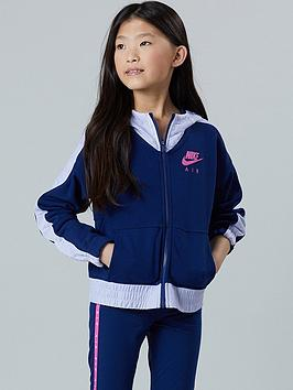 nike-sportswear-air-older-girls-full-zip-hoodie-bluewhite