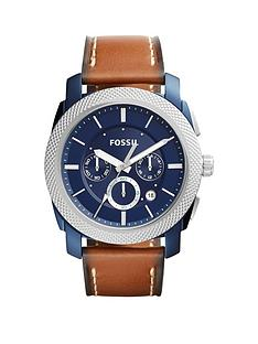 fossil-fossil-blue-and-silver-detail-chronograph-dial-brown-leather-strap-mens-watch