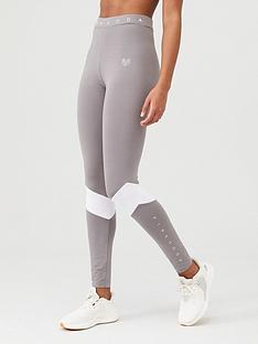 pink-soda-allure-legging-grey