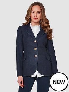 joe-browns-herringbone-jacket-navy