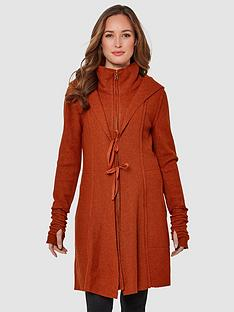 joe-browns-vibrant-boiled-wool-blend-jacket-burnt-orange