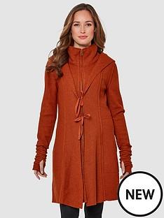 joe-browns-vibrant-boiled-wool-blend-jacket-burnt-orange