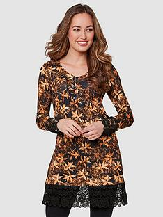 joe-browns-glistening-leaves-tunic-print