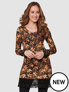 joe-browns-glistening-leaves-tunic-print