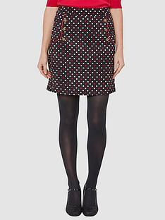 joe-browns-polka-dot-cord-skirt-print