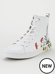 ted-baker-zerel-leather-high-top-trainer-white