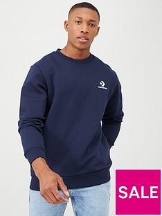 converse-star-chevron-embroidered-crew-neck-sweatshirt-navy