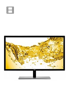 aoc-aoc-u2879vf-28-inch-4k-monitor-display-port-hdmi-dvi-vga