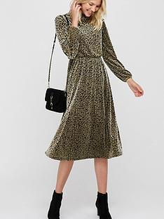 monsoon-monsoon-kylie-leopard-velvet-devore-midi-dress