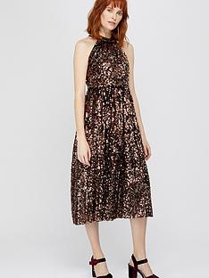 monsoon-scarlett-sequin-midi-dress-bronze