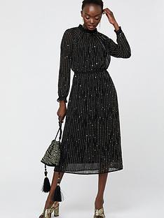 monsoon-monsoon-demi-linear-embellished-midi-dress