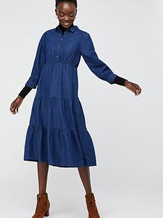 monsoon-tina-tiered-denim-dress