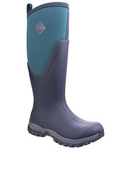 muck-boots-arctic-sport-ii-tall-wellington-boots-navymulti