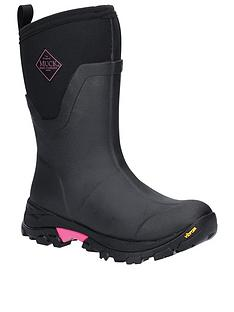 muck-boots-arctic-ice-mid-height-wellington-boots-blackpink