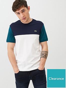 lacoste-sportswear-colour-block-t-shirt-white