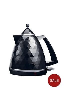 delonghi-kbj3001bk-brillante-kettle-black