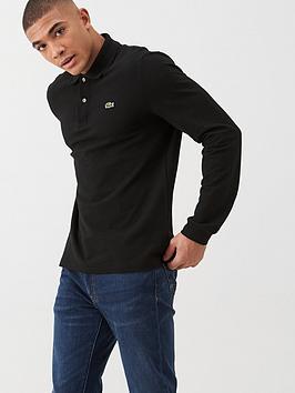 lacoste-sportswear-classic-long-sleeve-pique-polo-shirt-black