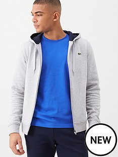 lacoste-lacoste-sports-classic-zip-through-hoodie