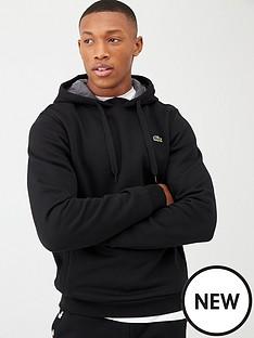 lacoste-classic-overhead-hoodie-black