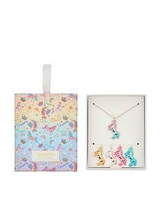 monsoon-changeable-rainbow-unicorn-necklace-box-set-multi