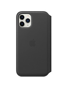 apple-iphone-11-pro-leather-folio-black