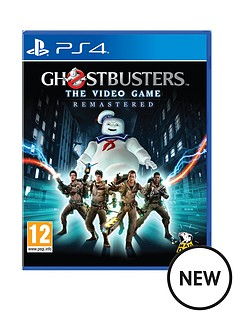playstation-4-ghostbusters-the-video-game-remastered-ps4
