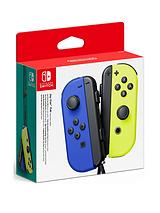 Joy-Con Twin Pack - Blue / Neon Yellow