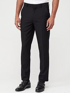very-man-stretch-slim-suit-trousers-black