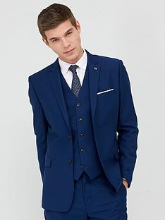 v-by-very-stretch-regular-suit-jacket-blue