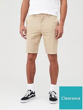 very-man-chino-shorts-stone