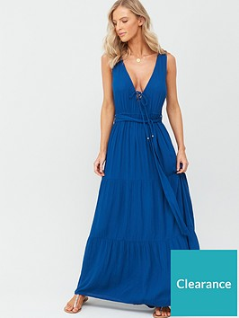 figleaves-brisbane-lace-up-front-maxi-dress-navy-blue