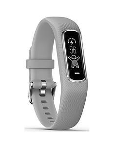 garmin-vivosmart-4-smart-activity-tracker-with-wrist-based-heart-rate-and-fitness-monitoring-toolsnbsp--grey-smallmedium