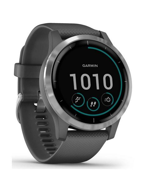 garmin-vivoactive-4-gps-smartwatch-features-music-body-energy-monitoring-animated-workouts-pulse-ox-sensors-and-more-shadow-graysilver